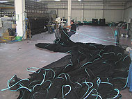 Complete nets for fish farming